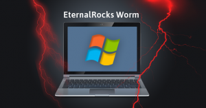 New Network worm dubbed Eternal Rocks
