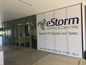 eStorm's Apple Authorised Service Centre is here