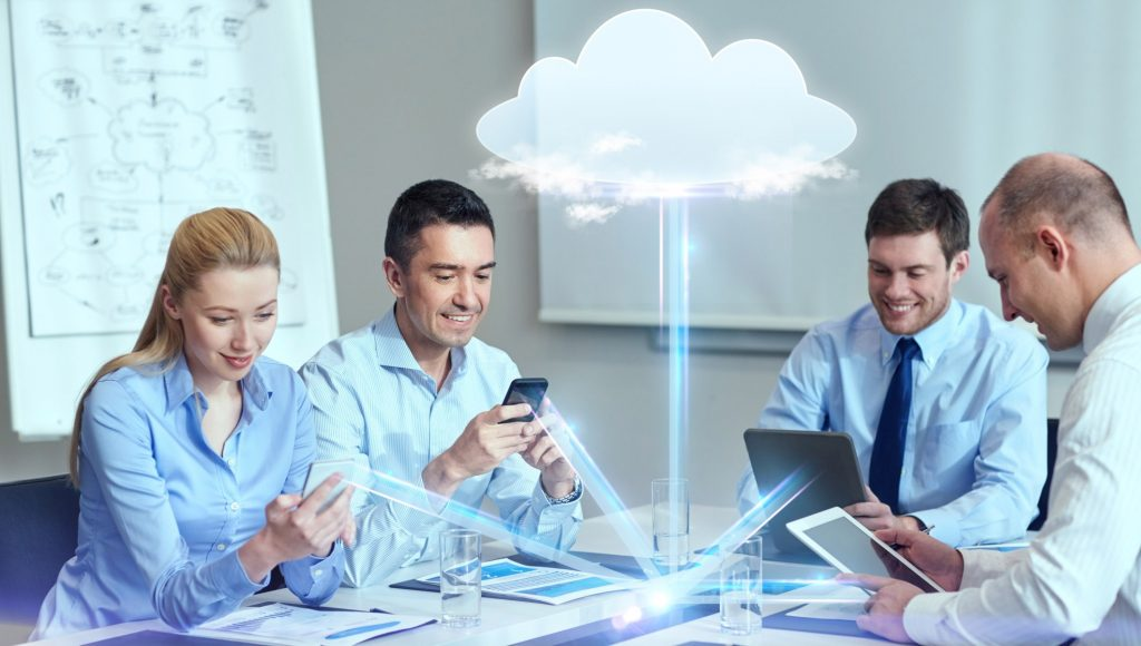 Microsoft SharePoint users eStorm Australia managed cloud services Brisbane