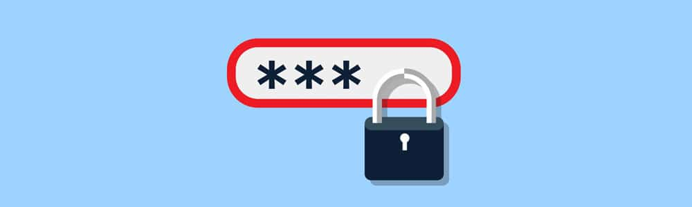 steps to creating a safe and secure password